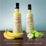 Crema di Banane e mela verde
